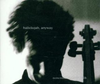 <i>Hallelujah, Anyway – Remembering Tom Cora</i> 1999 compilation album by Various artists