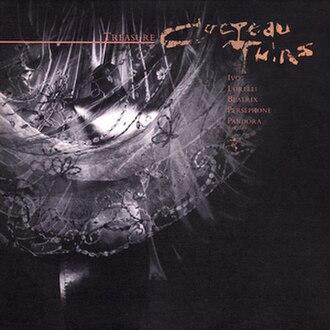 Treasure (Cocteau Twins album) - Image: Treasure cover