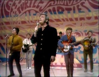 "Happy Together (song) - The Turtles performing ""Happy Together"" on The Ed Sullivan Show, May 14, 1967."