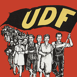 United Democratic Front (South Africa) - Image: UDF South Africa