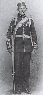 Patrick McHale Recipient of the Victoria Cross