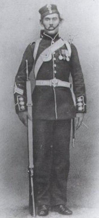 Patrick McHale - Image: VC Patrick Mc Hale