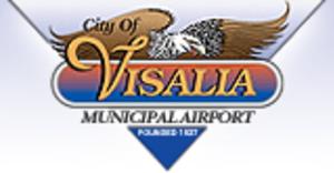 Visalia Municipal Airport - Image: VIS logo