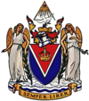 Coat of arms of Victoria, British Columbia
