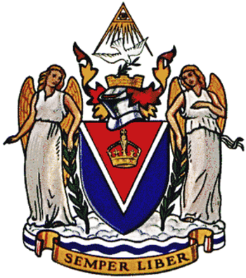 Coat of arms of Victoria