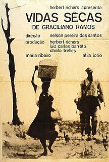 <i>Vidas secas</i> (film) 1963 film directed by Nelson Pereira dos Santos