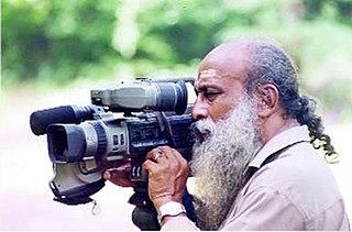 Vipindas Indian cinematographer and director