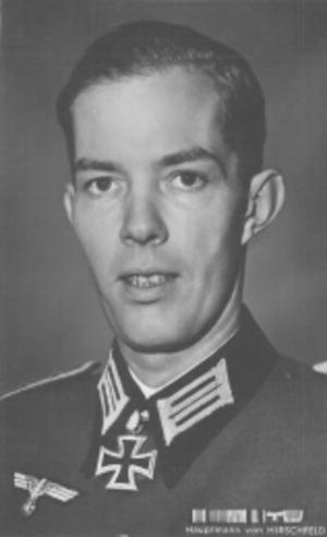 Harald von Hirschfeld - Image: Von Hirschfeld