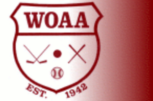 WOAA Senior AA Hockey League - Image: WOAA Logo