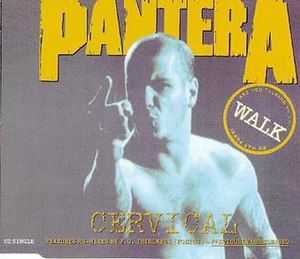 Walk (EP) - Image: Walk Cervical Front Cover