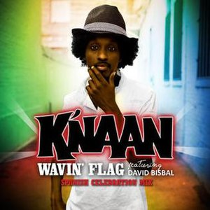 Wavin' Flag - Wavin' Flag (Spanish Celebration Mix) by K'naan and David Bisbal