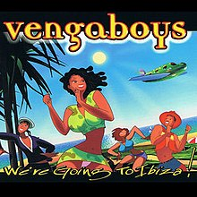 Vengaboys — We're Going to Ibiza (studio acapella)