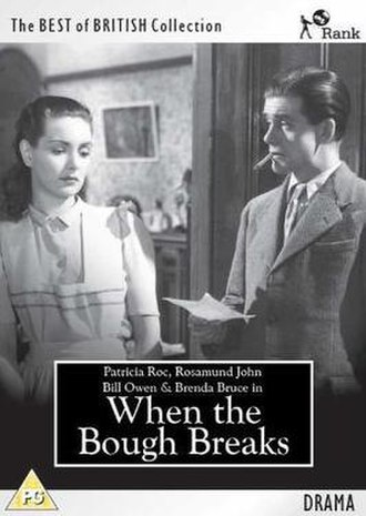 When the Bough Breaks (1947 film) - DVD cover