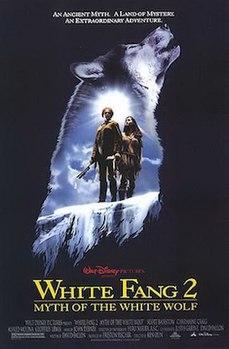 <i>White Fang 2: Myth of the White Wolf</i> 1994 film by Ken Olin