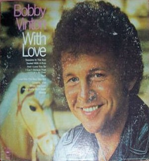 With Love (Bobby Vinton album) - Image: With Love (Bobby Vinton album cover art)