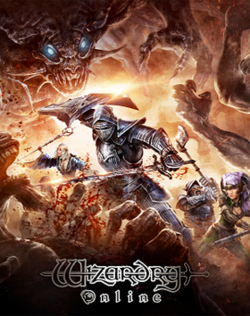 Wizardry Online cover.png