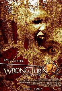 <i>Wrong Turn 2: Dead End</i> 2007 film by Joe Lynch