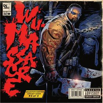 Wu-Massacre - Image: Wu Massacre Rae C Over