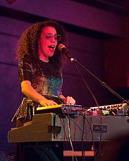 Xenia Rubinos American singer/songwriter