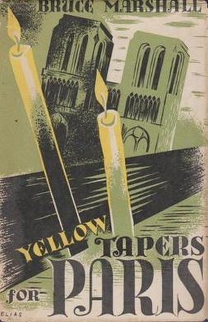Yellow Tapers for Paris - First edition