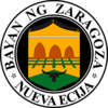 Official seal of Zaragoza