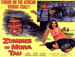 <i>Zombies of Mora Tau</i> 1957 film by Edward L. Cahn