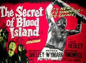 "The Secret of Blood Island - Image: ""The Secret of Blood Island"" (1964)"