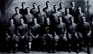 1914 Colby Mules football team American college football season