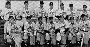 Long Beach State Dirtbags baseball - 1954 Long Beach State 49ers baseball team.