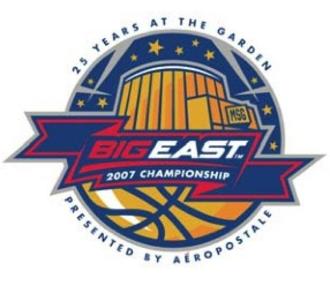 2007 Big East Men's Basketball Tournament - 2007 Tournament logo
