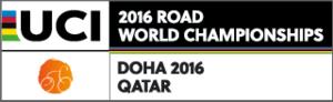 2016 UCI Road World Championships - Image: 2016 UCI Road World Championships logo