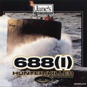 688(I) Hunter/Killer - Image: 688(I) Hunter Killer