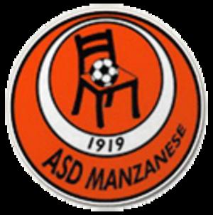 A.S.D. Manzanese - Club crest