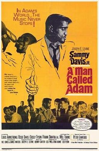 A Man Called Adam (film) - Film poster