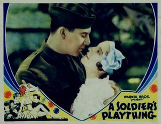 <i>A Soldiers Plaything</i> 1930 film