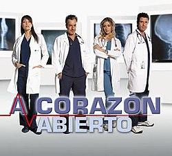 A corazón abierto (Colombian TV series) - Wikipedia