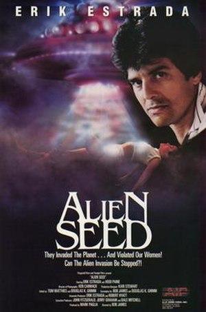 Alien Seed - Image: Alien seed movie poster 1989 1020256688