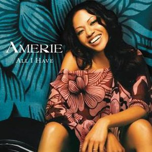 All I Have (album) - Image: Amerie All I Have album