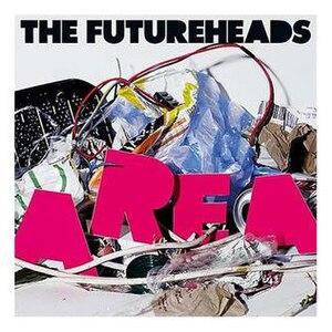 Area (EP) - Image: Area Futureheads