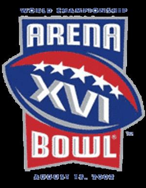 ArenaBowl XVI - Image: Arena Bowl XVI