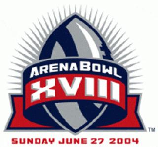 ArenaBowl XVIII