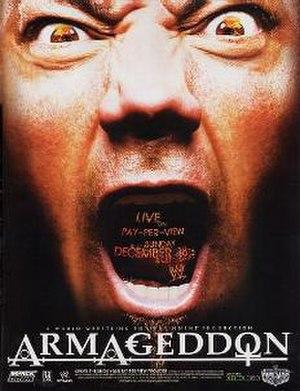 Armageddon (2005) - Promotional poster featuring Batista