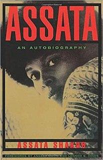 <i>Assata: An Autobiography</i> (book) book by Assata Shakur