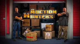 Auction Hunters - Image: Auction Hunterstitlecard
