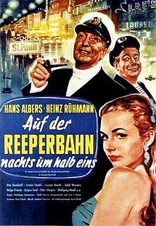 <i>On the Reeperbahn at Half Past Midnight</i> (1954 film) 1954 film