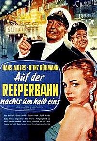 Hans Albers Auf Der Reeperbahn Nachts Um Halb Eins Text