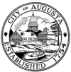 Official seal of Augusta, Maine
