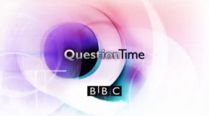 Question Time (TV series) - Question Time title sequence
