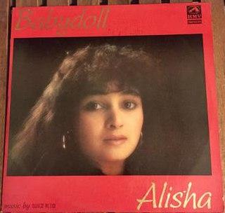 <i>Babydoll</i> (album) 1988 studio album by Alisha