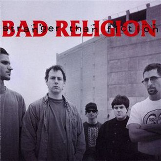 Stranger than Fiction (Bad Religion album) - Image: Bad Religion Stranger Than Fiction